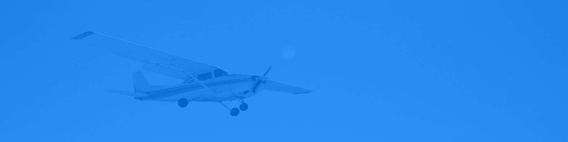 Manobras Básicas em simulador de voo