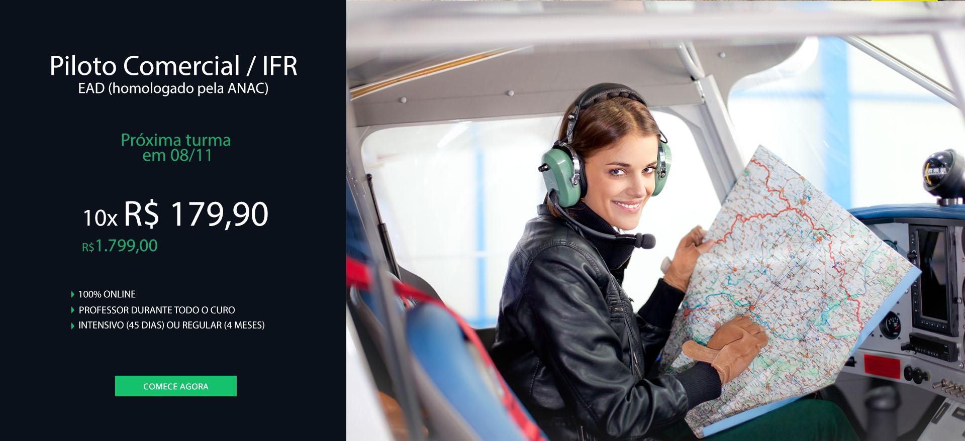 Piloto Comercial eBianch